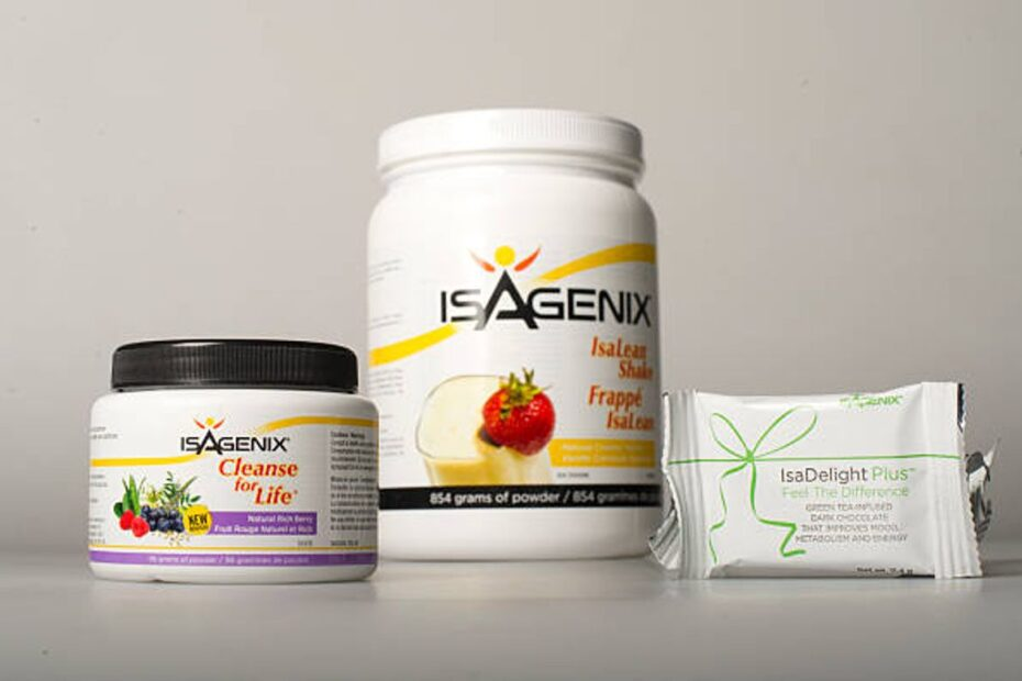 Isagenix Health Products