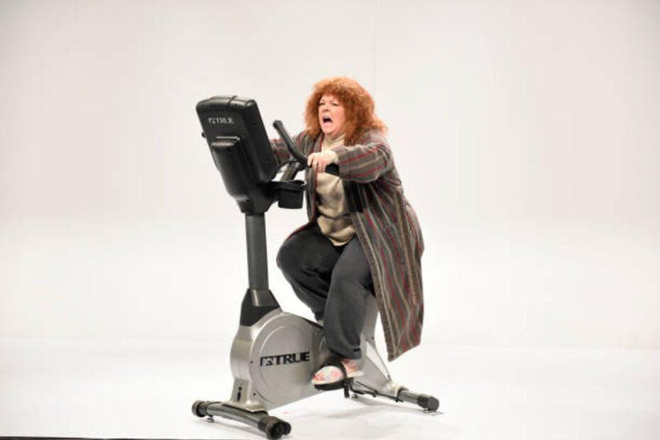 Precor Exercise Bike