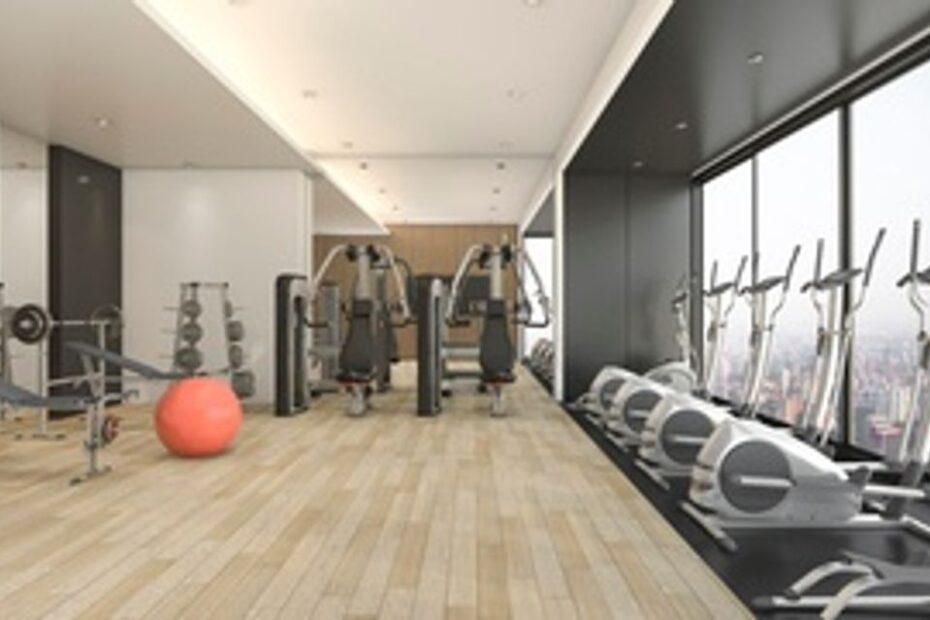 Precor Home Gym